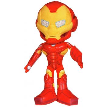 Игрушки, Мягкая игрушка Железный человек 25 см Nicotoy 171875, фото