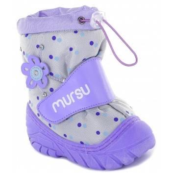 Обувь, Сноубутсы MURSU (серый)195203, фото