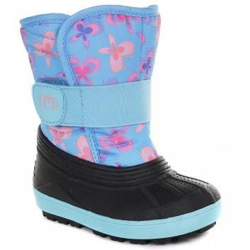 Обувь, Сноубутсы MURSU (голубой)195205, фото