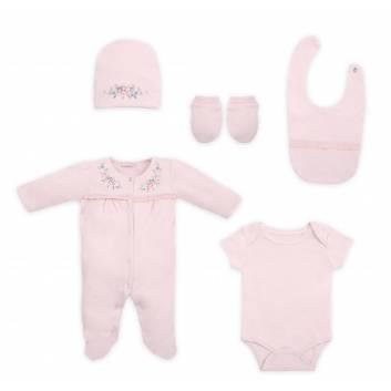 Подарки, Комплект 5 предметов RBC (розовый)221370, фото