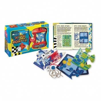 Творчество, Математические игры и фокусы Маэстро 531233, фото