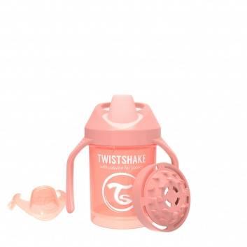 Кормление, Поильник Mini Cup 230 мл Twistshake (персиковый)172371, фото