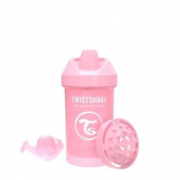 Кормление, Поильник Crawler Cup 300 мл Twistshake (розовый)172379, фото