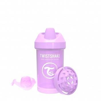 Кормление, Поильник Crawler Cup 300 мл Twistshake (фиолетовый)172382, фото