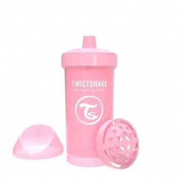 Кормление и питание, Поильник Kid Cup 360 мл Twistshake (розовый)172386, фото