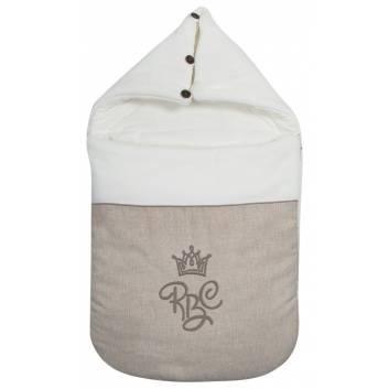 Коляски и автокресла, Спальный конверт с подушкой RBC (бежевый)221564, фото