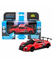 Машинка с сенсорным управлением Audi R8 LMS 1:32 Автопанорама