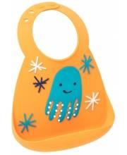 Нагрудник Baby Bib Octopus Make My Day