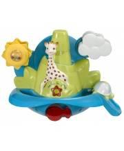 Игровой набор для ванны Жирафик Софи купается Vulli