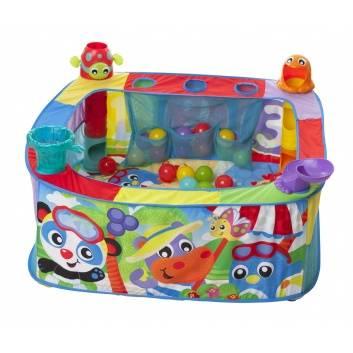 Игрушки, Активный центр с шариками Playgro 206609, фото