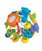 Развивающая игрушка погремушка Шар Playgro