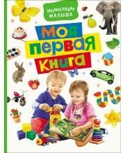 Моя первая книга. Энциклопедия малыша РОСМЭН