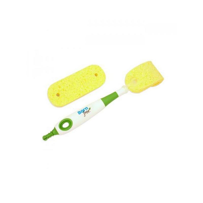 Сменные губки для мытья бутылочек 2 шт. (BornFree)