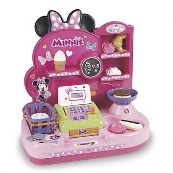 Любимые герои, Игровой набор Мини-магазин Minnie Smoby 624401, фото