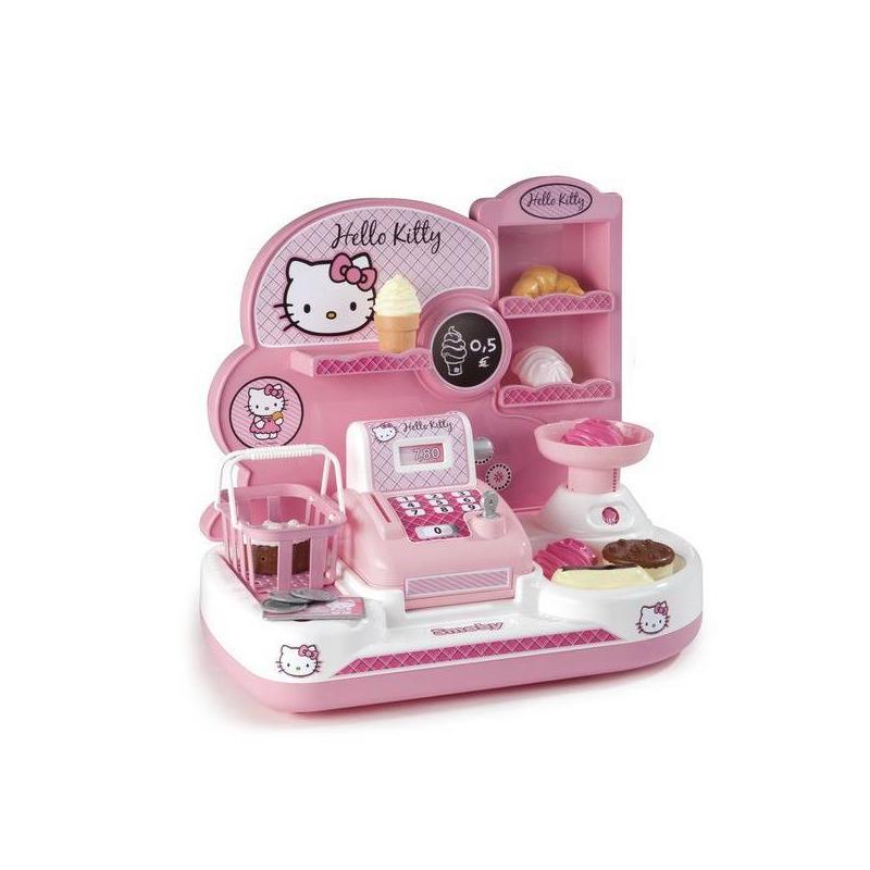 Smoby Игровой набор Мини-магазин Hello Kitty кухня игрушечная smoby smoby детская кухня для девочек minnie мини