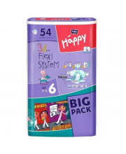 Подгузники Big Pack junior extra 16+ кг 54 шт.