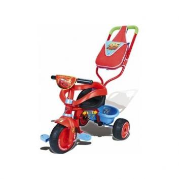 Спорт и отдых, Велосипед трехколесный Be Fun Confort Cars Smoby 624426, фото