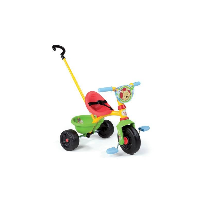 Smoby Велосипед трехколесный Be Move Winnie