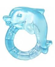Прорезыватель водный охлаждающий - дельфин 0+ Canpol Babies