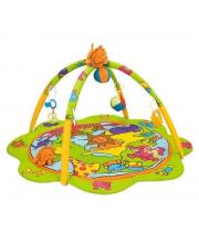 Коврик игровой - зоопарк 0+ Canpol Babies