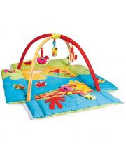 Коврик игровой многофункциональный - цветной океан 0+ Canpol Babies