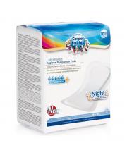 Прокладки послеродовые дышащие ночные 10 шт Canpol Babies