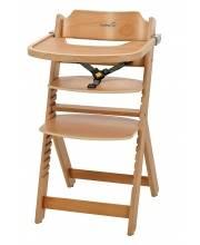 Стульчик для кормления Timba Natural Wood Safety 1st