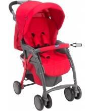 Бампер на коляску Simplicity New Red Chicco
