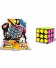Головоломка-куб Сердечки Наша Игрушка