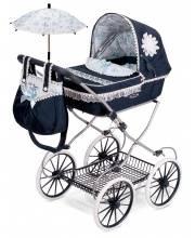 Коляска с сумкой и зонтиком серии Романтик 81 см DeCuevas