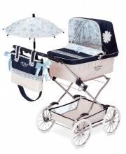 Коляска с сумкой и зонтиком серии Романтик 90 см DeCuevas