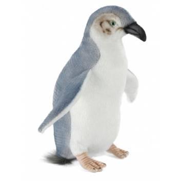 Игрушки, Белокрылый пингвин 22 см Hansa 175494, фото