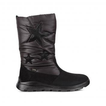 Обувь, Полусапоги ECCO (черный)223349, фото