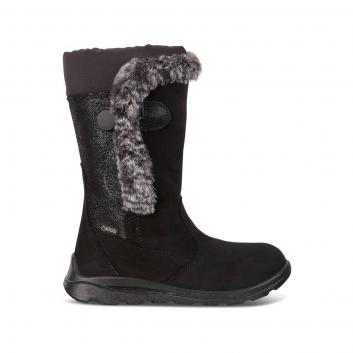 Обувь, Полусапоги ECCO (черный)223368, фото