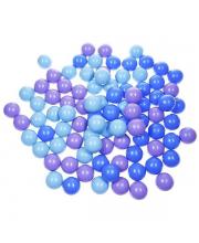 Комплект шариков Ночное небо для сухого бассейна 100 шт HOTENOK