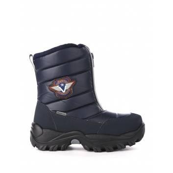Обувь, Полусапоги Skandia (темносиний)222727, фото