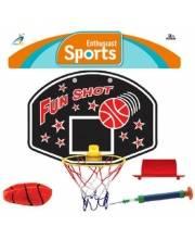 Игровой набор Баскетбол Бросок Наша Игрушка