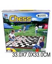 Напольные шахматы и шашки Наша Игрушка