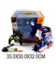 Игрушка-трансформер радиоуправляемая Робот-машина Наша Игрушка