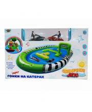 Игровой набор Забавные гонки Водный скутер Наша Игрушка