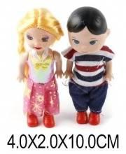 Набор 2 куклы 9 см Наша Игрушка
