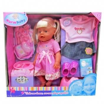 Игрушки, Кукла Хельга с аксессуарами Наша Игрушка 206731, фото
