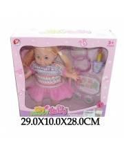 Кукла Ирена м/н 28 см с аксессуарами Наша Игрушка