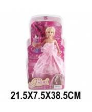 Кукла Яни 29 см со скрипкой Наша Игрушка