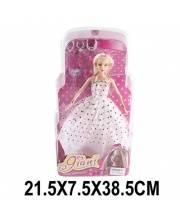 Кукла Яни 29 см с аксессуарами Наша Игрушка