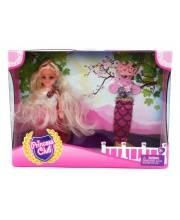 Набор кукла  Princess Club Мой гардероб 12 см Наша Игрушка