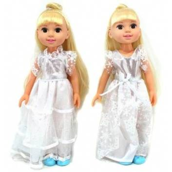 Игрушки, Кукла Берта 32 см Наша Игрушка 209110, фото