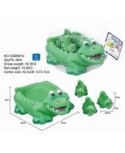 Набор для купания Крокодильчики Наша Игрушка