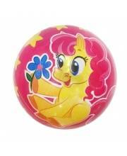 Мяч Розовая лошадка Наша Игрушка