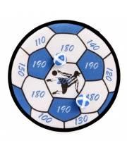 Дартс на липучке Футбольный мяч Наша Игрушка